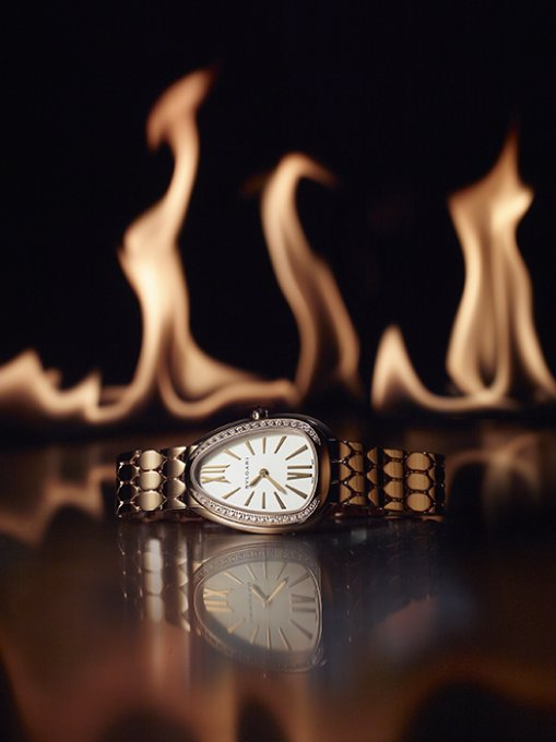 Luxure Fire Watches