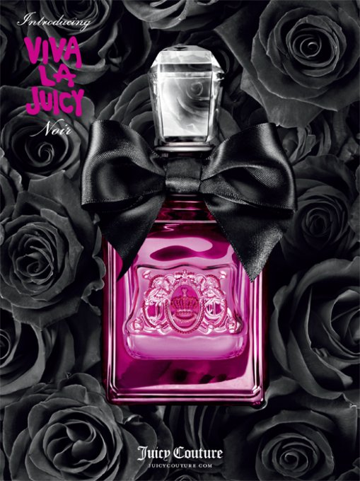 Juicy Black Rose